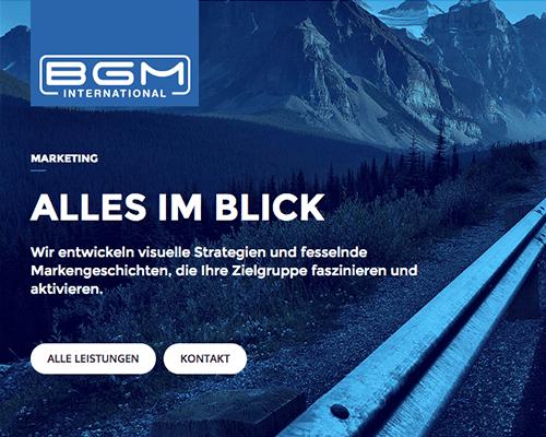 BGM International